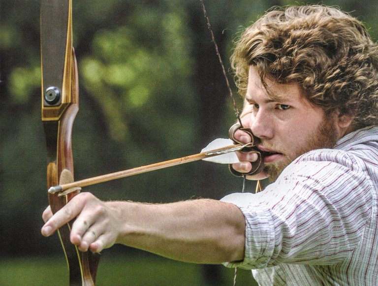 The Art Of Traditional Archery